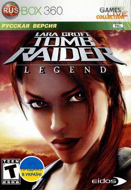 Tomb Raider: Legend(XBOX360)-thumb