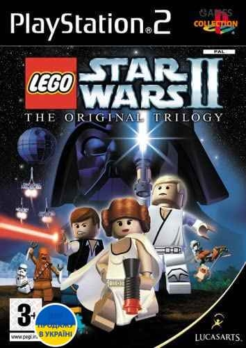 LEGO Star Wars II: The Original Trilogy (PS2)-thumb