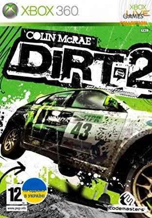 DiRT 2 (XBOX360)-thumb