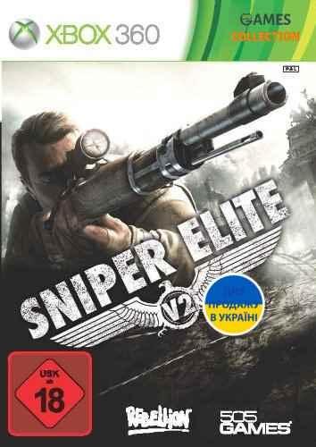 Sniper Elite V2 (XBOX360)-thumb