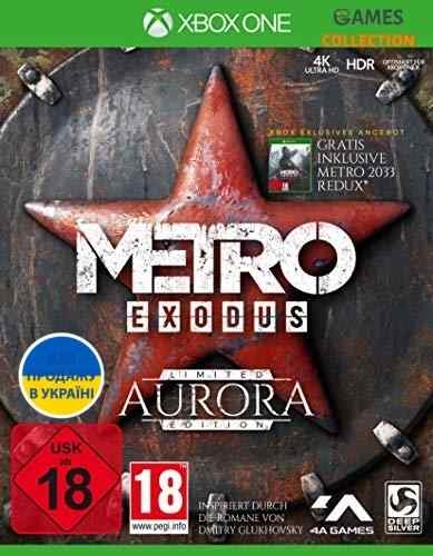 Metro Exodus Aurora Limited Edition (XBox One)-thumb