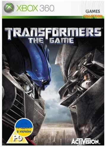 Transformers: The Game (XBOX360)-thumb
