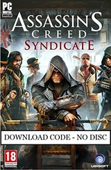 ASSASSINS CREED SYNDICATE КЛЮЧ (PC)-thumb