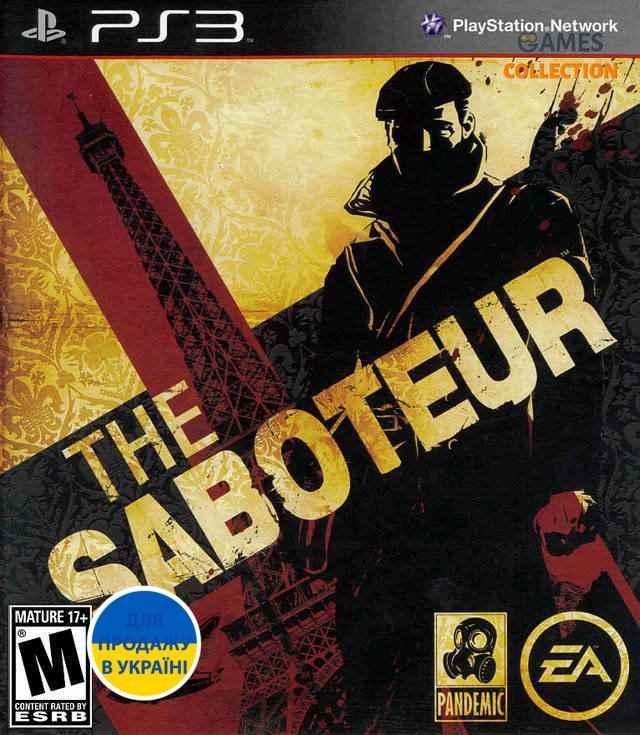 Saboteur (PS3)-thumb