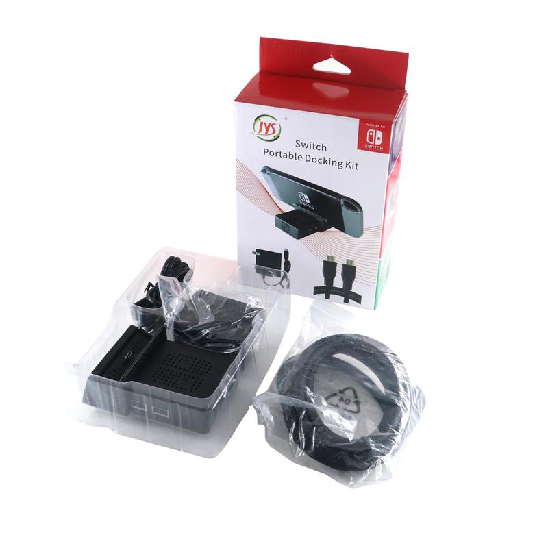 Переключатель (четыре набора выходной функции адаптера переменного тока + кабель HDMI)-thumb