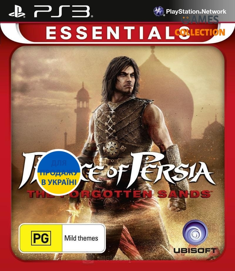 Prince of Persia: The Forgotten Sands (PS3)-thumb