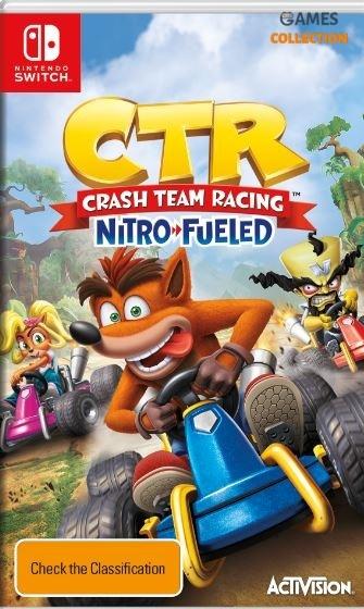 Crash Team Racing Nitro-Fueled (Nintendo Switch)-thumb