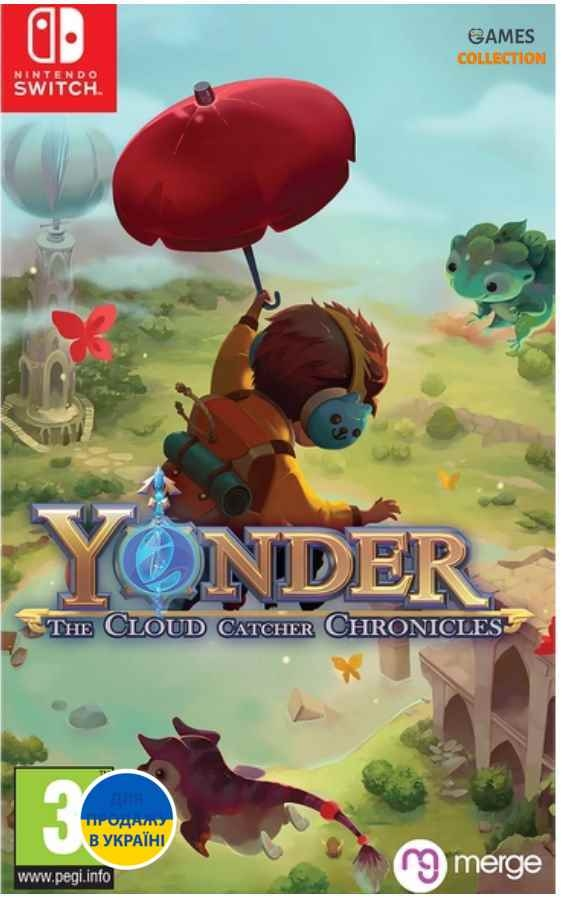 Yonder: The Cloud Catcher Chronicles – Enhanced Edition (Switch)-thumb