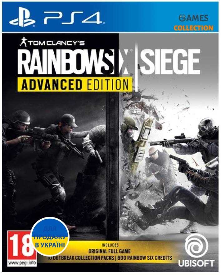 Tom Clancy's Rainbow Six Siege Advanced Edition (PS4)-thumb