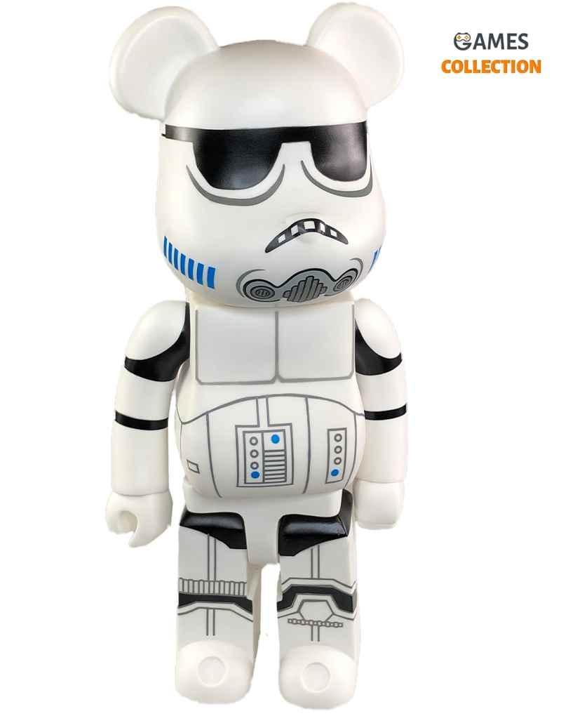 Bearbrick STAR WARS Storm Trooper 700 % (50 см)-thumb
