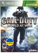 Call of Duty: World at War Лицензия (Б/У) (XBOX360)-thumb