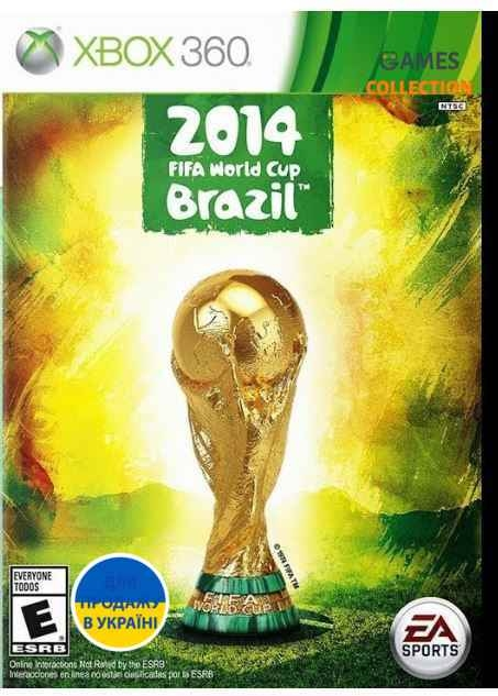 2014 FIFA World Cup Brazil (XBOX360)-thumb