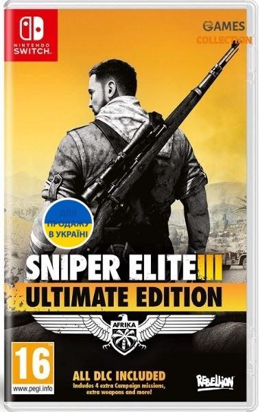 Sniper Elite III: Ultimate Edition (NSW)-thumb