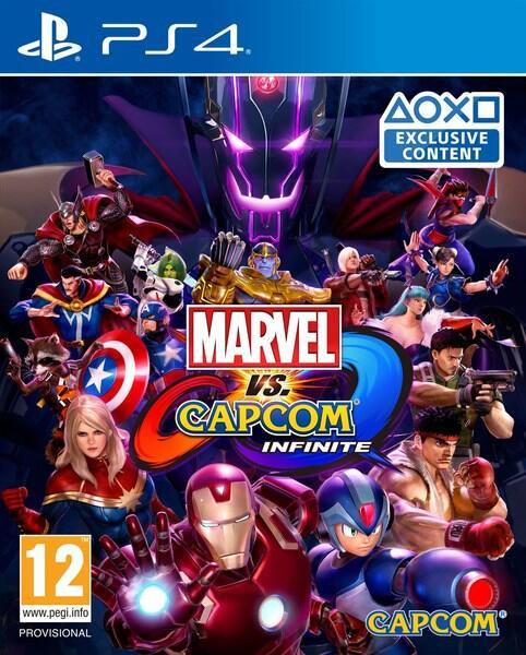 Marvel vs. Capcom: Infinite (PS4)-thumb
