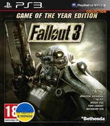 Fallout 3: Game of the Year Edition (PS3)-thumb