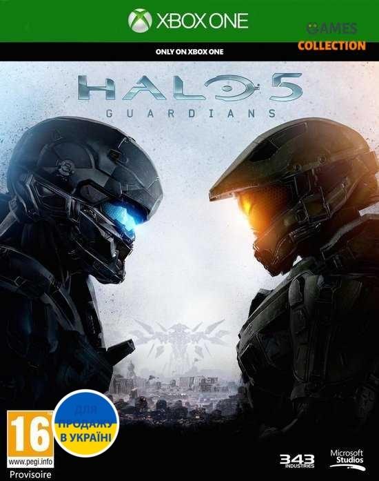 Halo 5: Guardians (Xbox One) Б/У-thumb