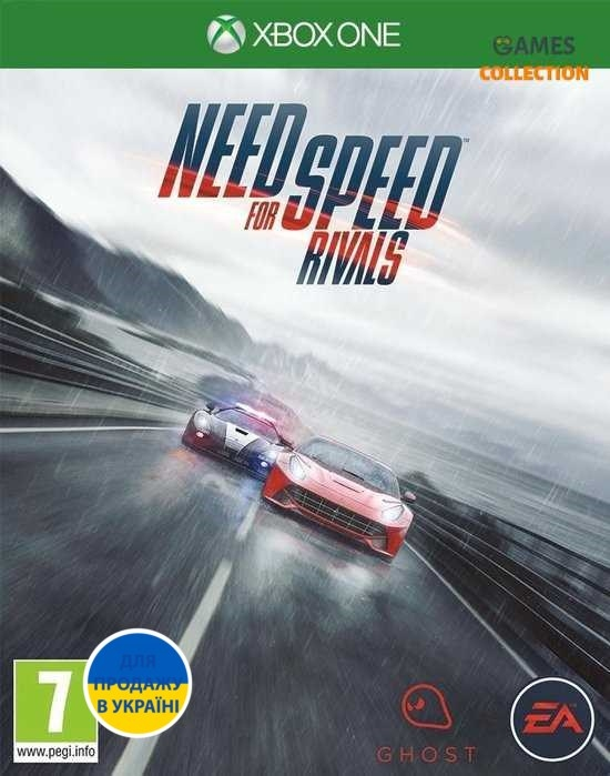 Need for Speed: Rivals (Xbox One) Б/У-thumb