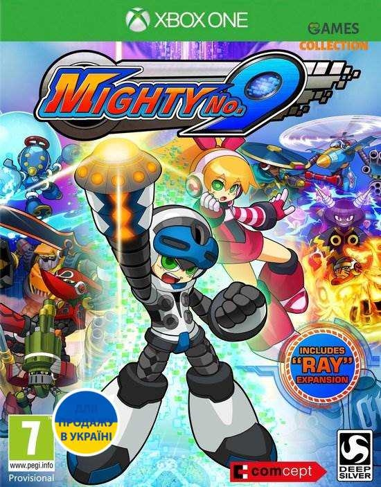 Mighty No. 9  (Xbox One) Б/У-thumb