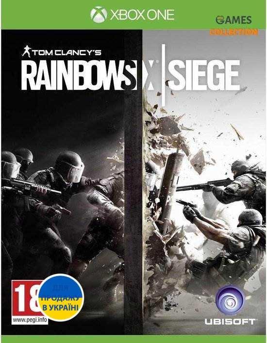 Tom Clancy's Rainbow Six: Siege (XBox One) Б/У-thumb