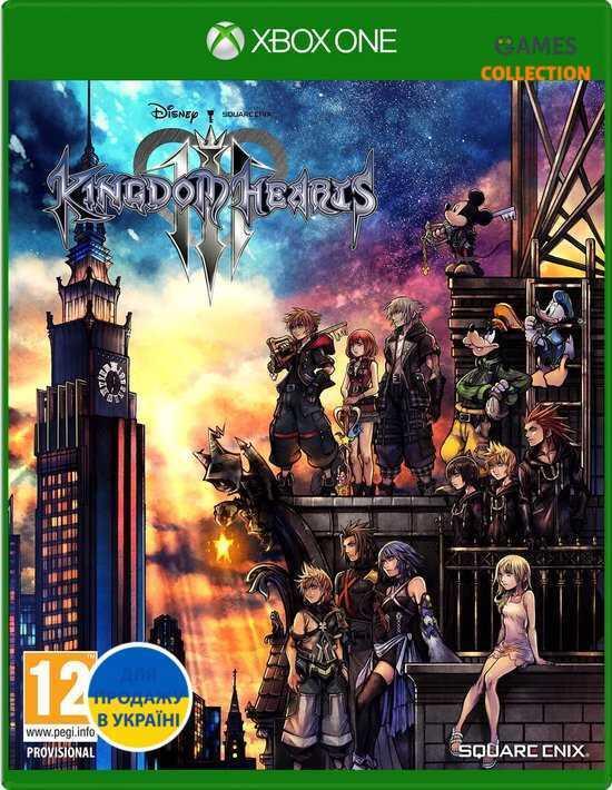 Kingdom Hearts 3 (Xbox One)-thumb