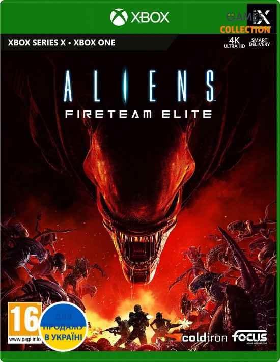 Aliens Fireteam Elite (XBOX ONE/XSX)-thumb