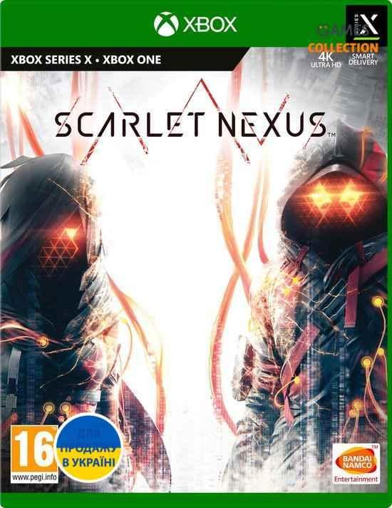 Scarlet Nexus (XBOX ONE/XSX)-thumb