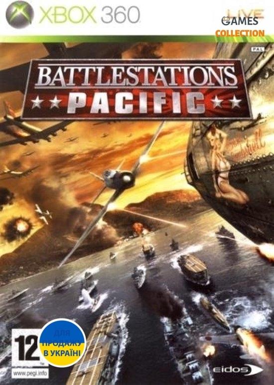 Battlestations: Pacific (Xbox 360)-thumb