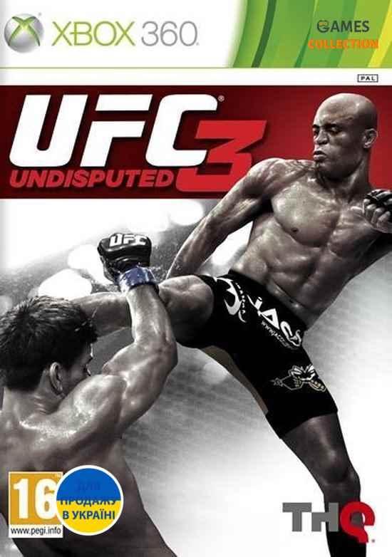 UFC Undisputed 3 (XBOX360)-thumb