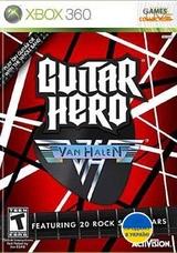 Guitar Hero Van Halen (XBOX360) Б/у-thumb