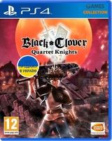 Black Clover: Quartet Knights (PS4)-thumb
