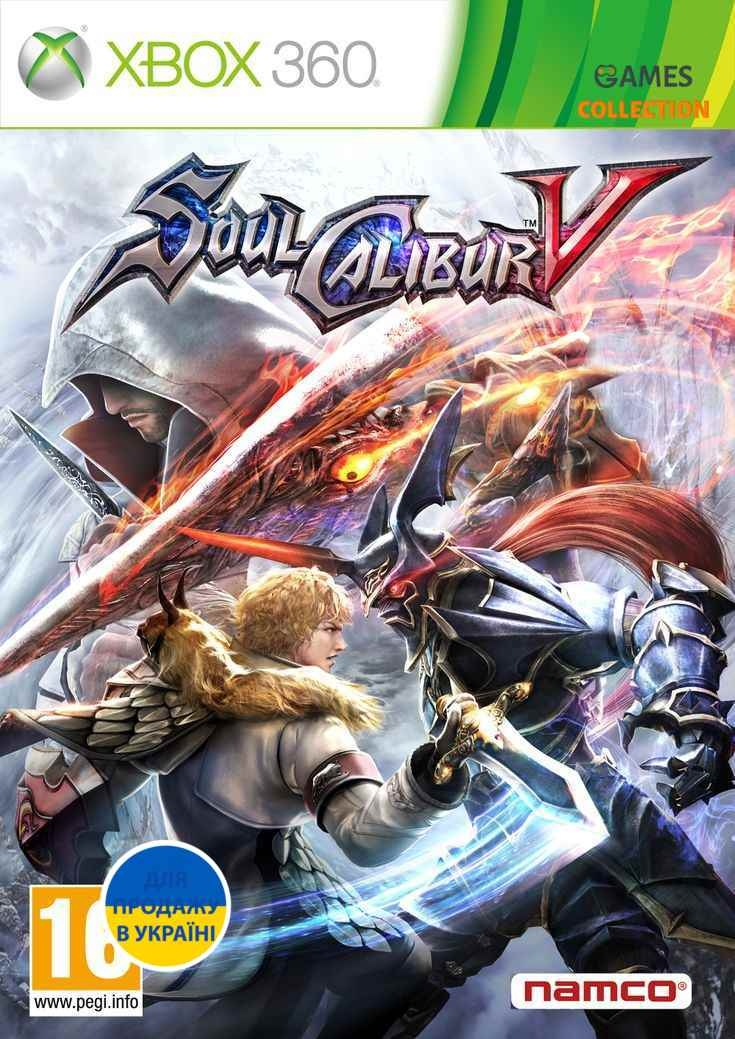 Soul Calibur V (XBOX360)-thumb