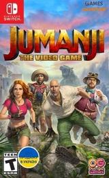 Jumanji: The Video Game (Switch)-thumb
