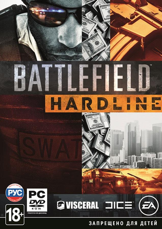 BATTLEFIELD HARDLINE КЛЮЧ (PC)-thumb