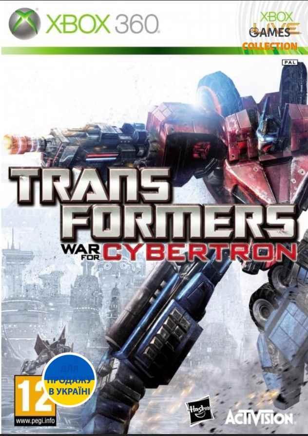 Transformers: War for Cybertron (XBOX360)-thumb