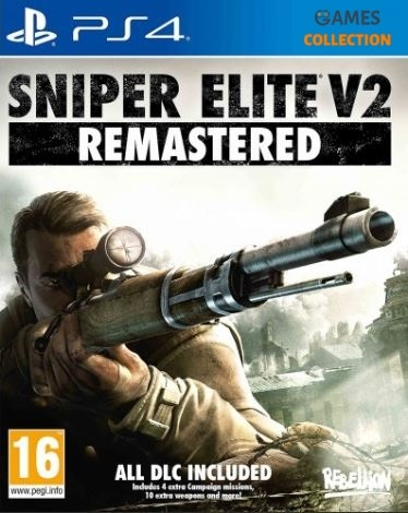 Sniper Elite V2 Remastered (PS4)-thumb