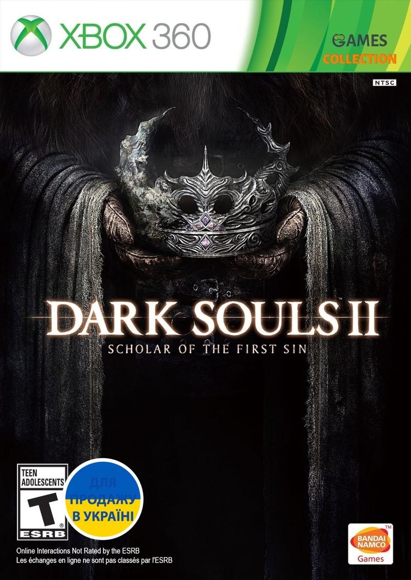 Dark Souls II – The Scholar of the First Sin (XBOX 360)-thumb