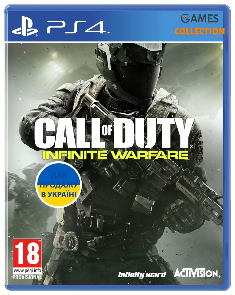 Call Of Duty: Infinite Warfare Eng (PS4)-thumb