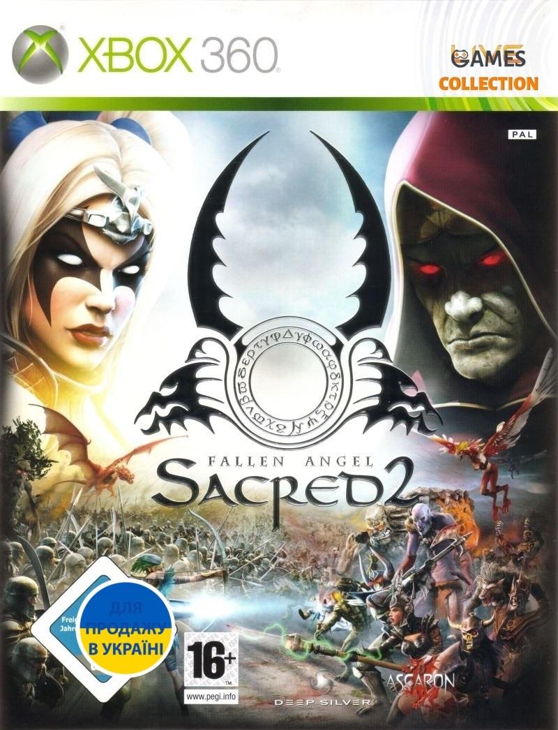 Sacred 2: Fallen Angel (XBOX360)-thumb