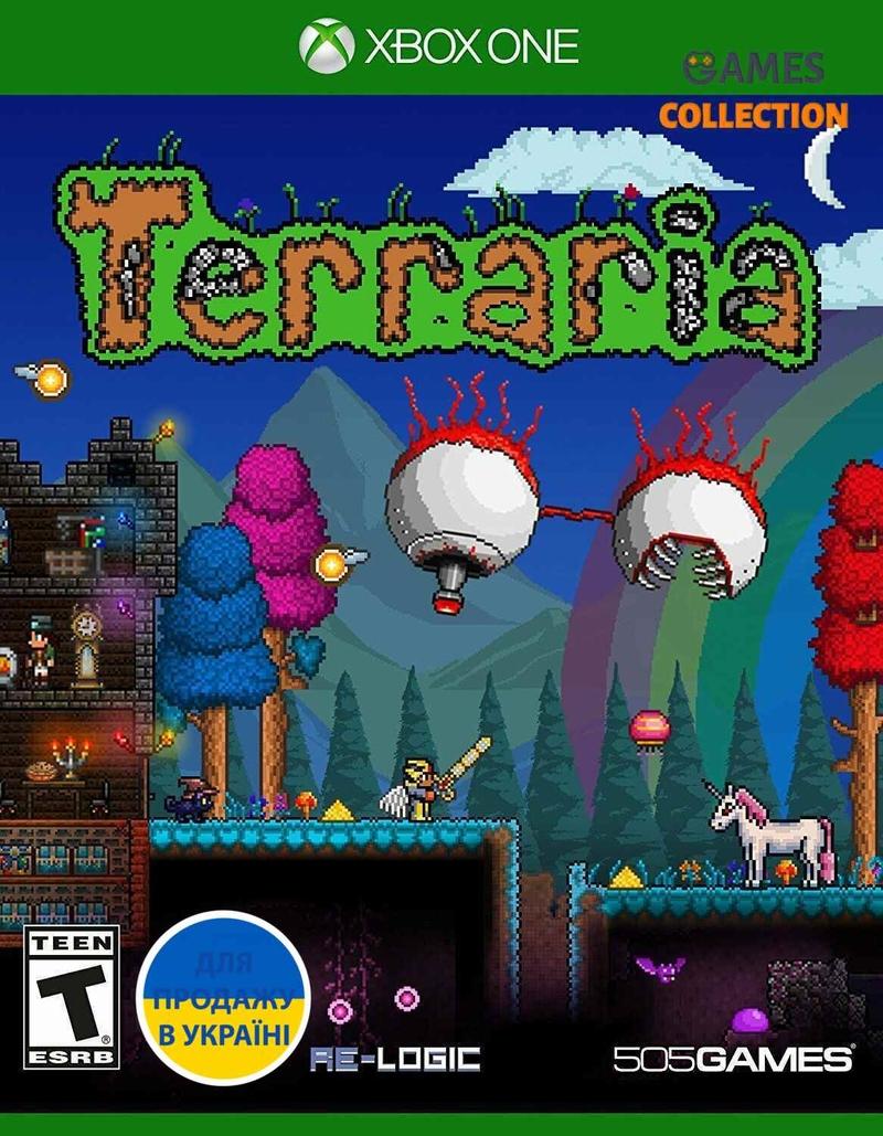 Terraria 1.3 (XBox One)-thumb