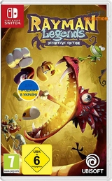 Rayman Legends: Definitive Edition (Switch)-thumb