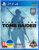 Rise of the Tomb Raider: 20 Year Celebration (PS4)-thumb