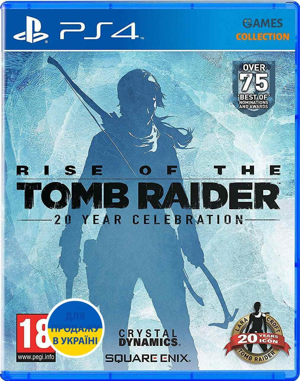 RISE OF THE TOMB RAIDER (PS4)-thumb