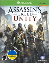 Assassin's Creed: Unity (XBox One) Б/У-thumb