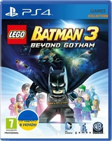 LEGO Batman 3: Beyond Gotham (PS4) Б/У-thumb