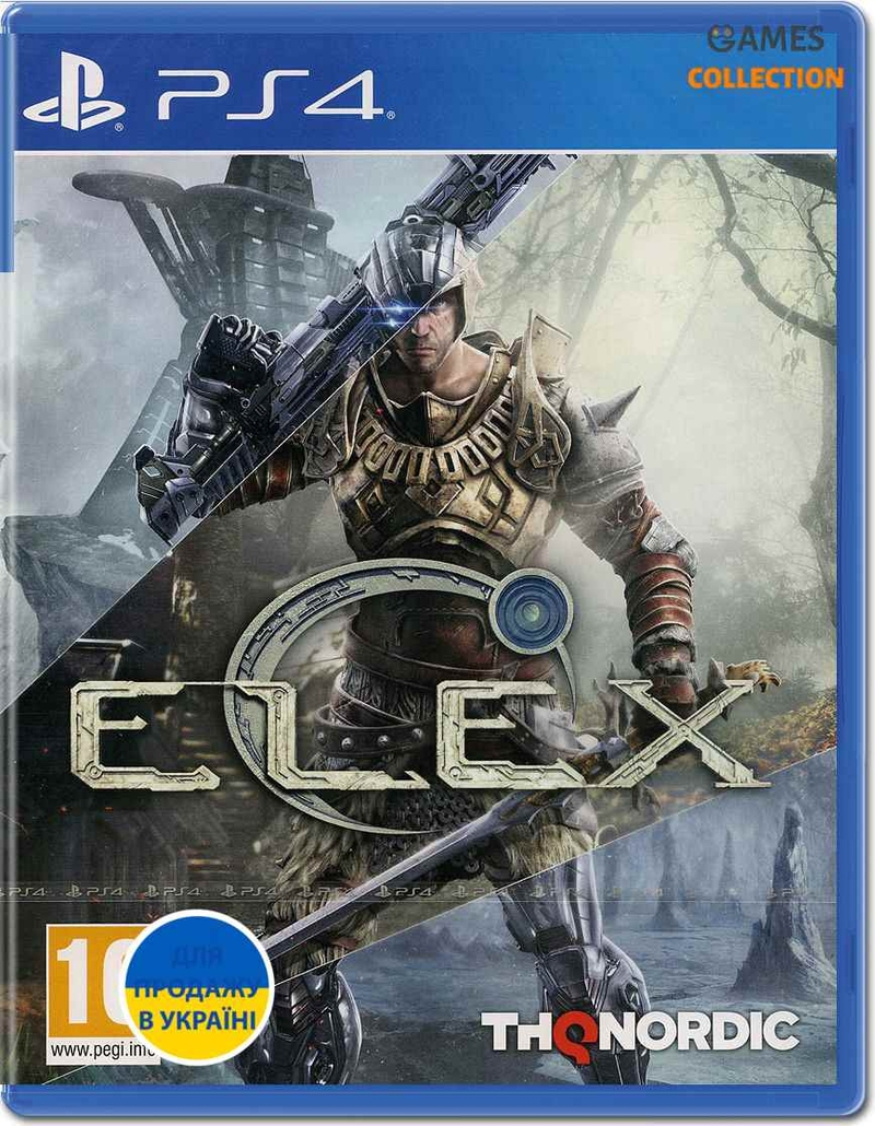 Elex (PS4)-thumb
