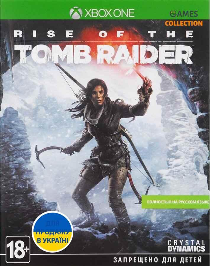 Rise of the Tomb Raider [Xbox One]-thumb