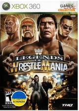 WWE Legends of Wrestle Mania (XBOX360)-thumb