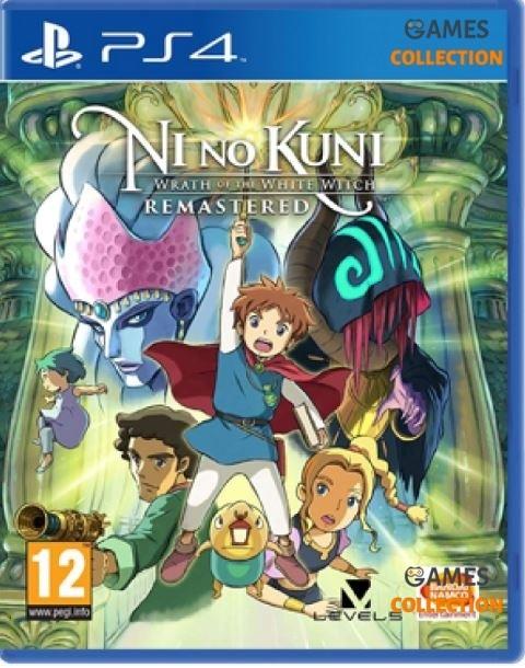 Ni no Kuni: Гнев Белой ведьмы – Remastered (PS4)-thumb
