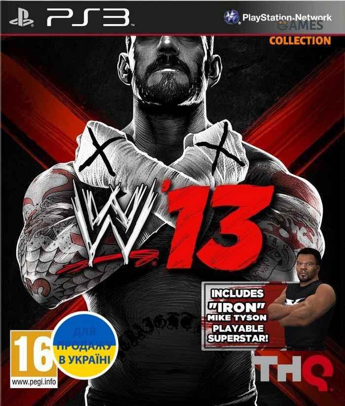 WWE 2013 (PS3)-thumb