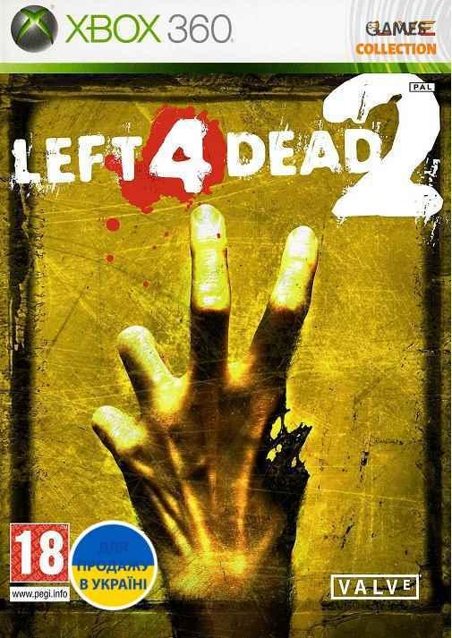 Left 4 Dead 2 (XBOX360) Б/у-thumb